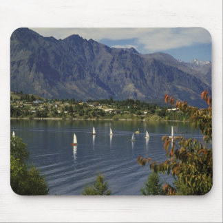 Oceania, New Zealand, South Island, Queenstwon. Mouse Pad