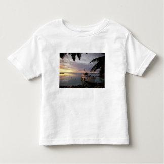 Oceania, Polynesia, Cook Islands, Aitutaki, Tshirt