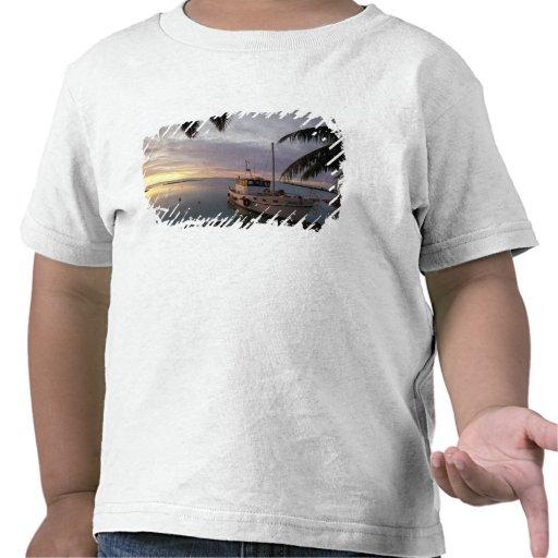 Oceania, Polynesia, Cook Islands, Aitutaki, Shirt