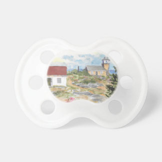Oceanic Hotel on Star Island View Baby Pacifier
