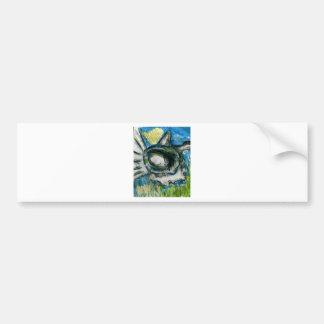 Oceanic Mind Bumper Stickers