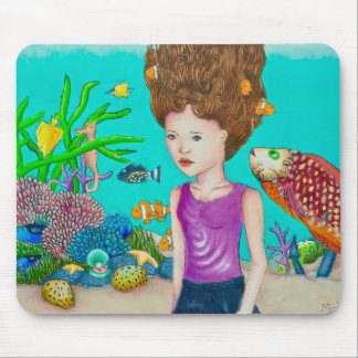 Ocean's beauty Mouse Pad