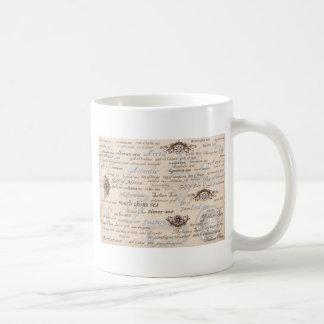oceans by tony fernandes coffee mug