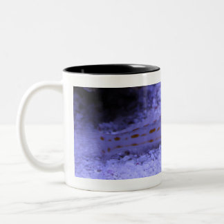 Ocean's color Two-Tone coffee mug