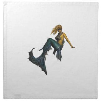 Oceans Fantasy Napkin