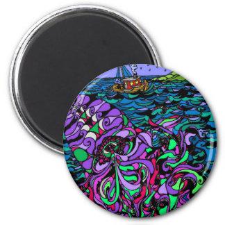 Oceans mystery magnet