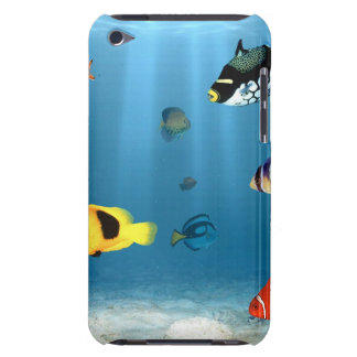Oceans Of Fish iPod Case-Mate Case