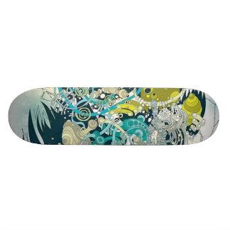 Oceans Of Patern Board Skate Boards