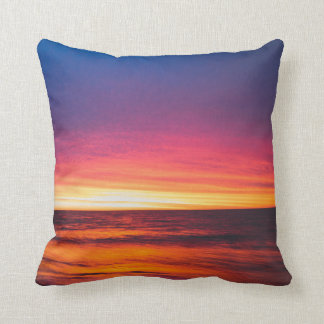 Oceans of the West Cushion
