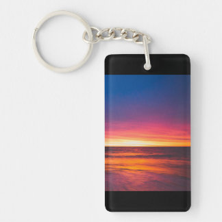 Oceans of the West Key Ring