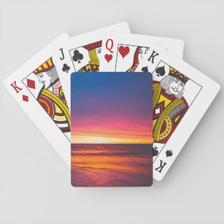 Oceans of the West Playing Cards