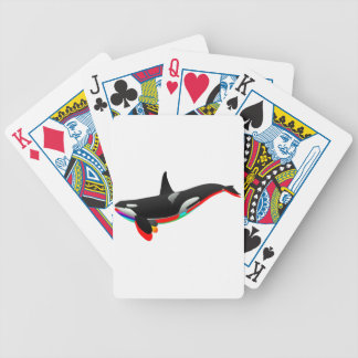 Oceans Pass Bicycle Playing Cards