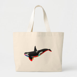 Oceans Pass Large Tote Bag