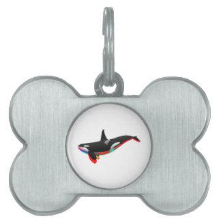 Oceans Pass Pet Tag
