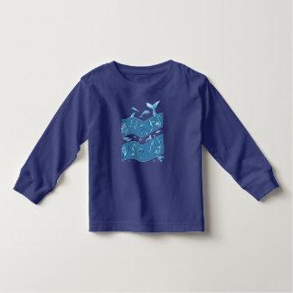 Ocean's Symphony Toddler T-Shirt