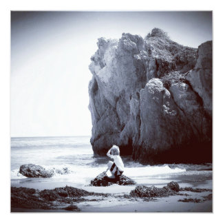 Ocean's Thoughts Photo Print