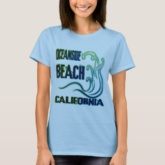 Oceanside Beach California T-Shirt