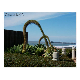 Oceanside,Ca, Oceanside,CA Postcard