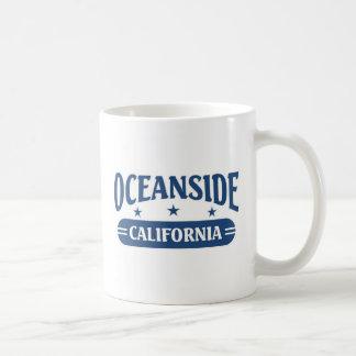 Oceanside California Coffee Mug