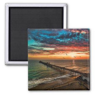 Oceanside, California Magnet
