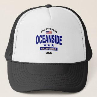 Oceanside California Trucker Hat