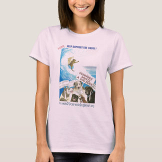 oceanside dog beach T-Shirt