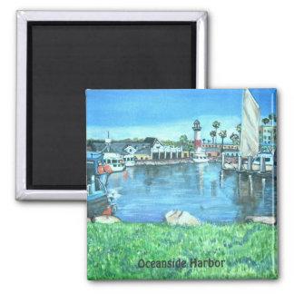 Oceanside Harbor -  Magnet
