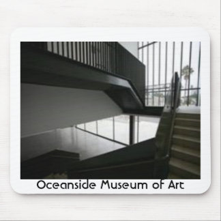 Oceanside Museum of Art Mouse Pad