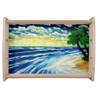 OceanView Serving Tray
