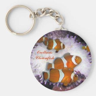 Ocellaris  Clownfish Keychain