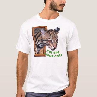 """Ocelot """"Cool Cat"""" T-shirt"""
