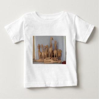 Ocho carvings baby T-Shirt