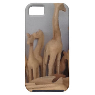 Ocho carvings case for the iPhone 5