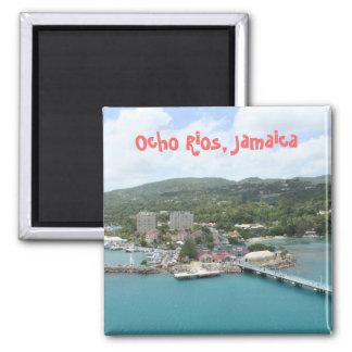 Ocho Rios Jamaica Magnet