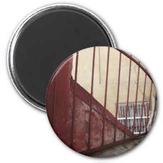 Ochre Railing | Customizable Magnet