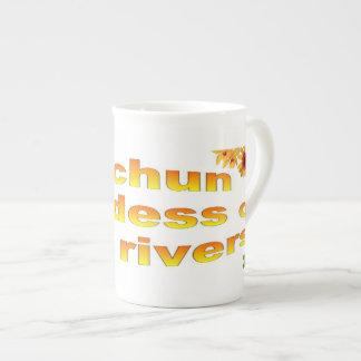 Ochun Goddess Of River Tea Cup