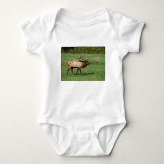 Oconaluftee Elk Baby Bodysuit