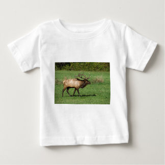 Oconaluftee Elk Baby T-Shirt