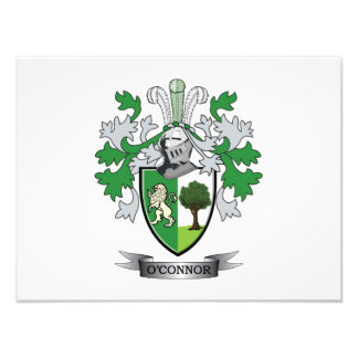 O'Connor Coat of Arms Photo Print