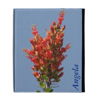Ocotillo Plant iPad Folio Case