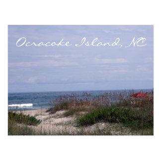 Ocracoke Island, NC Postcard