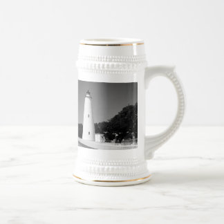 Ocracoke Lighthouse Beer Steins