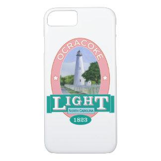 Ocracoke Lighthouse iPhone 8/7 Case