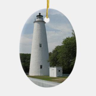 Ocracoke, North Carolina Lighthouse Ornament