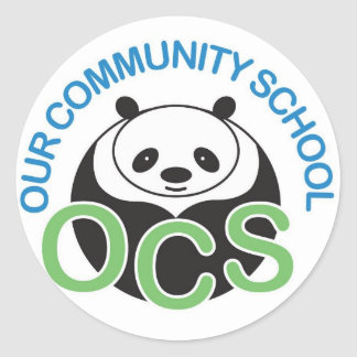 OCS Logo Stickers (various sizes)