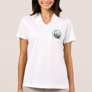 OCS Logo Womens Sport 1/2 Zip Hoodie