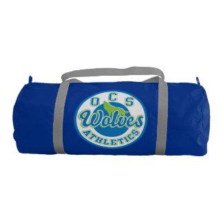OCS Wolves Athletics Gym Bag Gym Duffel Bag