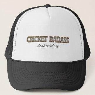 oct14CRICKET.png Trucker Hat