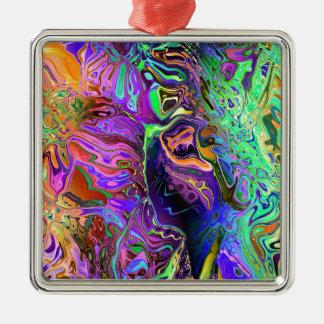 oct16_ff_distort_paint_6500 metal ornament