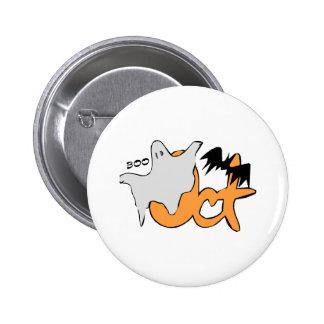 Oct BOO Pins